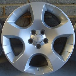 Land Rover OEM - 5 Spoke 1 (Silver)