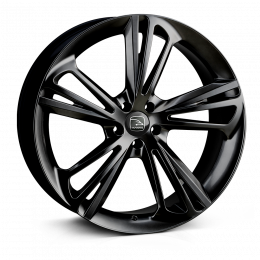 Hawke Wheels - Aquila (Black)