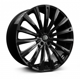Hawke Wheels - Chayton (Black)