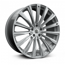 Hawke Wheels - Chayton (High Power Silver)