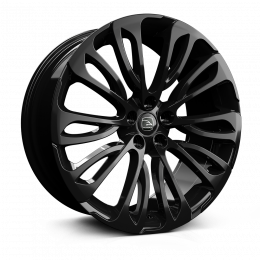 Hawke Wheels - Halcyon (Black)
