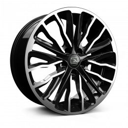 Hawke Wheels - Harrier (Black Polish)