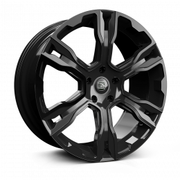 Hawke Wheels - Spirit (Black)