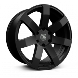 Hawke Wheels - Summit (Matt Black)