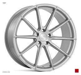 IW Automotive - FFR1D (Pure Silver Brushed)