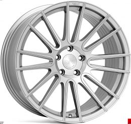IW Automotive - FFR8 (Pure Silver Brushed)