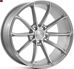 Veemann - V-FS18 (Silver Machined)