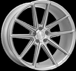 Veemann - V-FS4 (Silver Machined)
