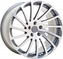 Velare - VLR11 (Platinum Grey Machined Face)