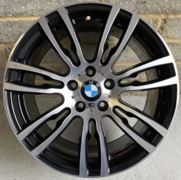 BMW OEM - 403M (Black Diamond Cut)