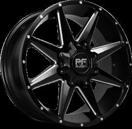Riviera Xtreme - RX200 (Black Polished)
