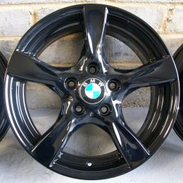 BMW OEM - 5 Spoke (Gloss Black)