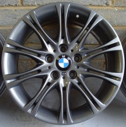 BMW OEM - 135M MV2 (Anthracite Grey)