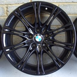 BMW OEM - 135M MV2 (Gloss Black)
