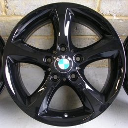 BMW OEM - 256 (Gloss Black)