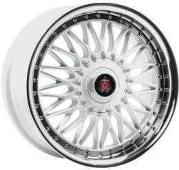 AXE - EX10 (White & Polished Dish)