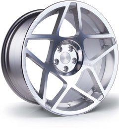 3SDM - 0.08 (Silver Cut)