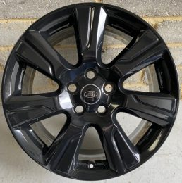 Land Rover OEM - 7 Spoke 2 (Gloss Black)
