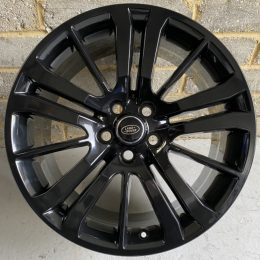 Land Rover OEM - 15 Spoke (Gloss Black)