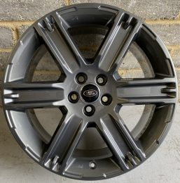 Land Rover OEM - 6 Spoke (Anthracite Grey)