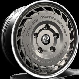 Cades - Cades Motorsport (Transit) (Gunmetal Polish Lip)