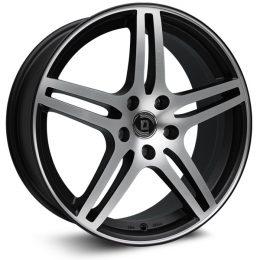 Diewe Wheels - Chinque (Black Machined)