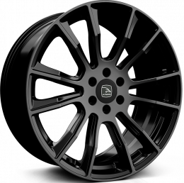 Hawke Wheels - Denali (Black)