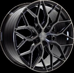 Riviera - RF108 (Black Polished Dtint)
