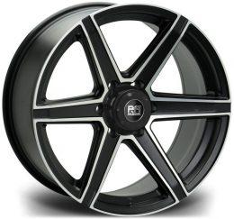 Riviera Xtreme - RX800 (Black Polished Dtint)