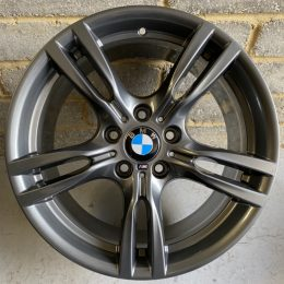 BMW OEM - 400M (Anthracite Grey)