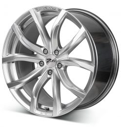 Zito - 1852F (Hyper Silver)