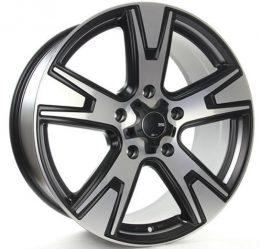 AC Wheels - DEFENDER V5 (Matt Black Polished)