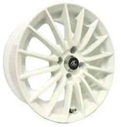AC Wheels - NIKKI (White)