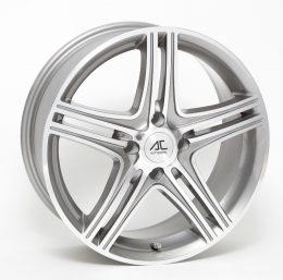 AC Wheels - HOCKENHEIM (Silver Polished Face)