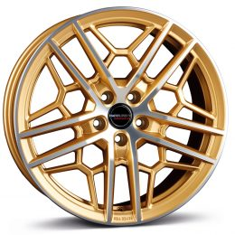 Borbet - GTY (gold polished matt)