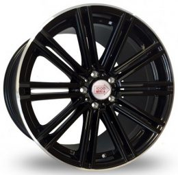 Mille Miglia - 1005 (Gloss Black Polished Lip)