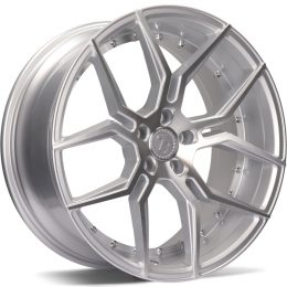 79Wheels - SV-D (SILVER POLISHED FACE)