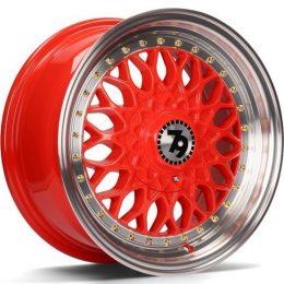 79Wheels - SV-E (RED POLISHED LIP)