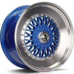 79Wheels - SV-F (BLUE POLISHED LIP)