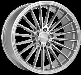 Veemann - V-FS36 (Silver Machined)